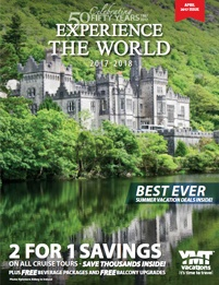 Experience the World Catalog April Issue