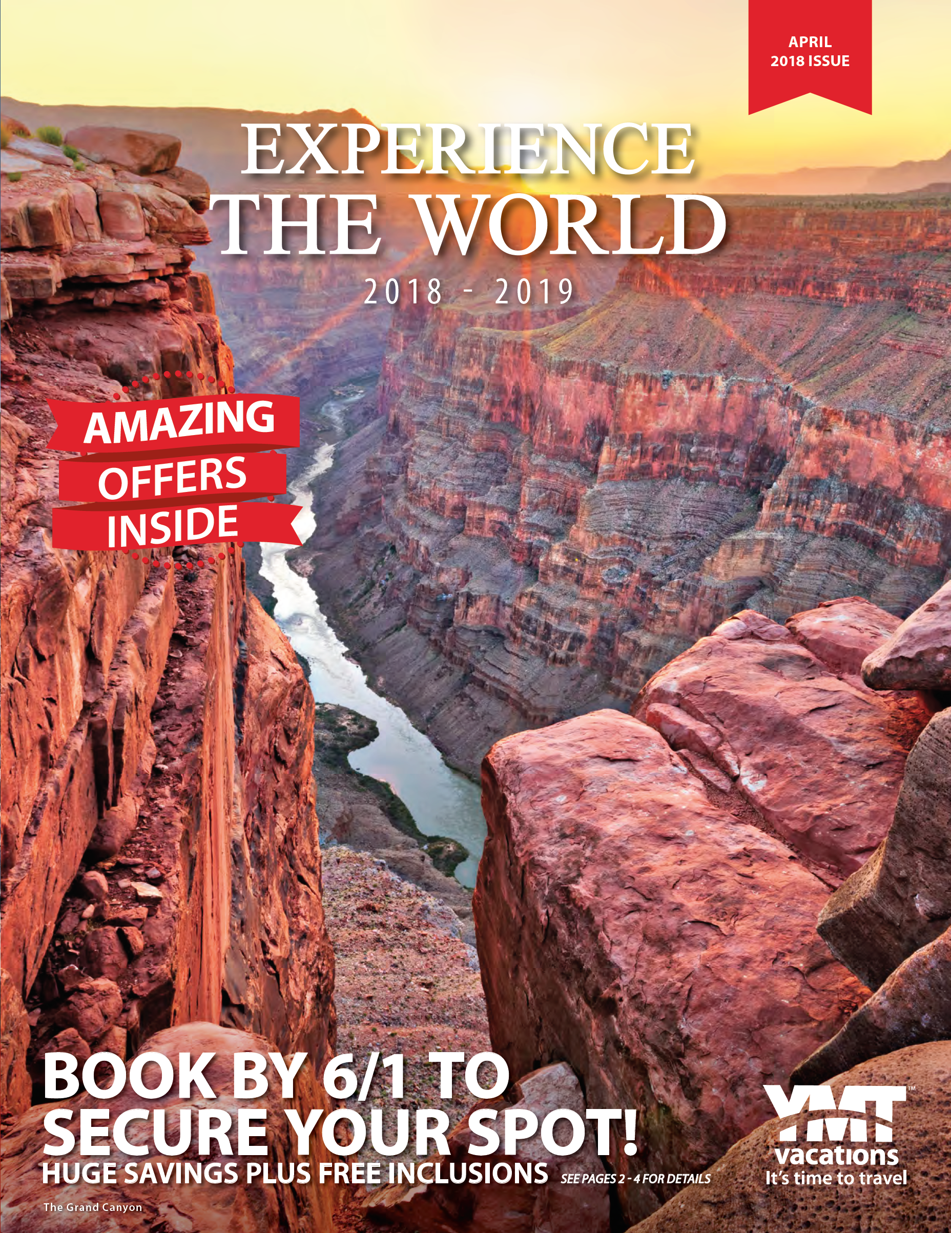 ymt vacations experience the world brochure