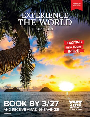 February 2020 Experience The World