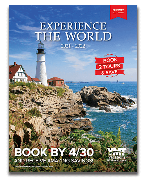 Experience the World Vacation Brochure