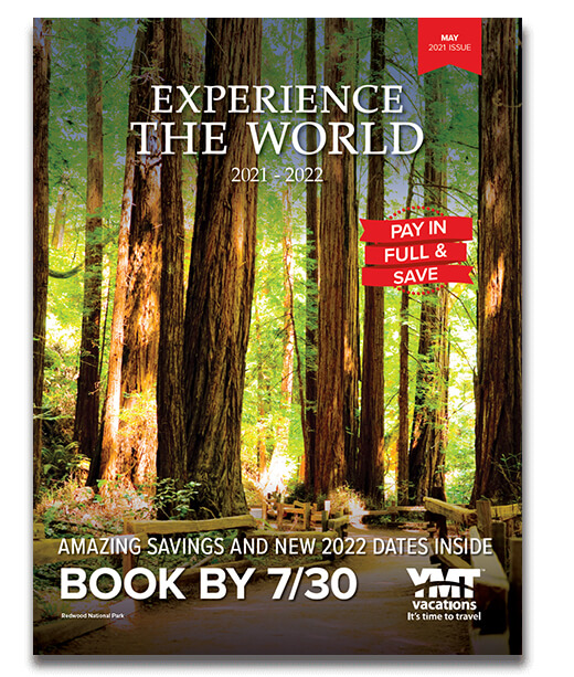 Experience The World Brochure
